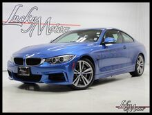 2014 BMW 4 Series 435i M Sport Driver Assist 1 Owner Clean Carfax! Villa Park IL