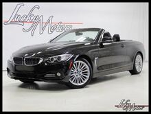 2016 BMW 4 Series 428i Convertible Luxury Line 1 Owner! Villa Park IL