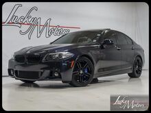 2014 BMW 5 Series 550i Msport $75K MSRP Loaded 1 Owner! Villa Park IL