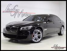 2014 BMW 7 Series 750Li xDrive Msport $105k Msrp Exec Driver Asst Loaded! Villa Park IL