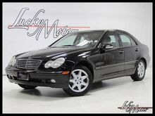 2002 Mercedes-Benz C-Class C320 Heated Leather Sunroof Villa Park IL
