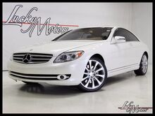 2010 Mercedes-Benz CL-Class CL550 4Matic P2 Pkg 20's Clean Carfax! Villa Park IL