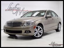 2011 Mercedes-Benz C-Class C 300 Luxury Pkg Clean Carfax! Villa Park IL