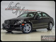 2014 Mercedes-Benz C-Class C300 Sport 4Matic 1 Owner Clean Carfax! Villa Park IL