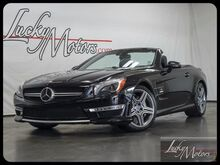 2013 Mercedes-Benz SL-Class SL63 AMG Magic Sky Premium Pk Drivers Assist Pkg Loaded! Villa Park IL