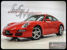 2005 Porsche 911 Carrera 997 Guards Red Clean Carfax! Villa Park IL