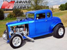Ford Steel 5 Window 1932