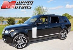 Land Rover Range Rover Supercharged Autobiography Black 2014