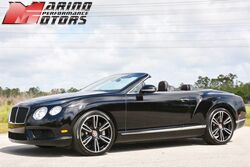 Bentley Continental GT V8 Convertible 2014