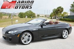BMW 6 Series 650i M-Sport Convertible 2015