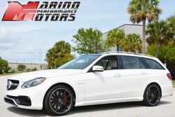 Mercedes-Benz E63 S AMG Wagon 2016