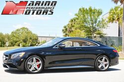 Mercedes-Benz S-Class AMG S63 Coupe 2016