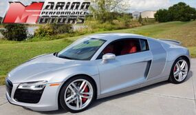 Audi R8 V8 6-Speed Manual 2015