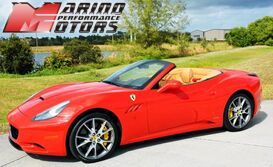 Ferrari California  2011