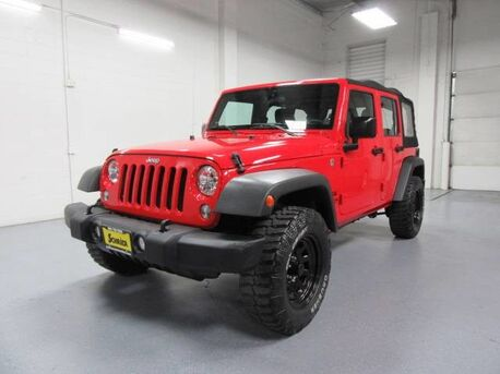 2014 Jeep Wrangler Unlimited Sport Soft Top, 6 Speed, Bluetooth Omaha NE