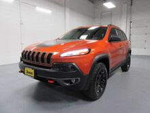 2015 Jeep Cherokee Trailhawk Navigation, Back Up Cam, Bluetooth Omaha NE