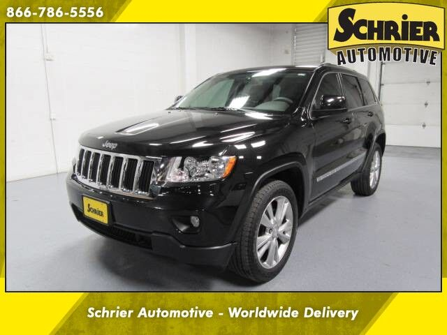 2012 Jeep Grand Cherokee Laredo Navigation, Leather, Remote Start Omaha NE