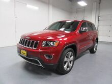 2014 Jeep Grand Cherokee Limited Bluetooth, Back Up Cam, Leather Omaha NE