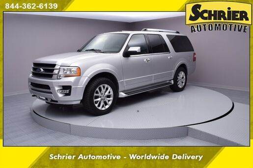 2016 Ford Expedition EL Limited Back Up Camera, Sony Audio, Sunroof Omaha NE