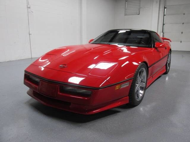 1986 Chevrolet Corvette Greenwood Alpine Audio System, Brand New Tires Omaha NE