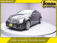 Cadillac CTS-V Coupe Navigation, Recaro Performance Seats 2011
