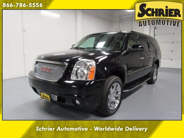 2014 GMC Yukon XL Denali Dual Rear DVDs, Navigation Omaha NE