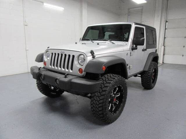 2007 Jeep Wrangler X 4 In Lift, 20 In Wheels, 35 In Tires Omaha NE
