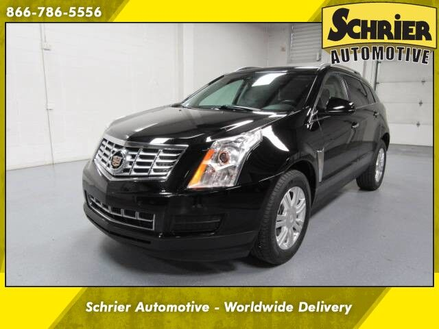 2014 Cadillac SRX Luxury Collection Navigation, Back Up Cam, Bluetooth Omaha NE