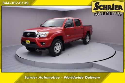 2015 Toyota Tacoma TRD Off Road, Back Up Cam, Bluetooth Omaha NE
