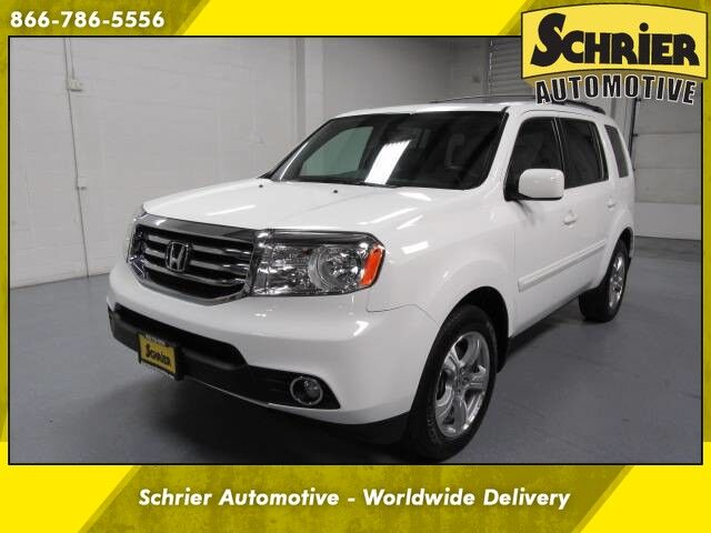 2014 Honda Pilot EX-L Back Up Cam, Bluetooth, Sunroof Omaha NE