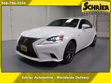 2015 Lexus IS 350 F Sport Navigation, Blind Spot Monitor Omaha NE