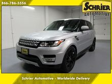 2015 Land Rover Range Rover Sport Supercharged Navigation, Back Up Cam, Pano Roof Omaha NE