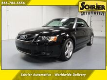 2005 Audi A4 3.0L Power Soft Top, Heated Leather, Bose Audio Omaha NE