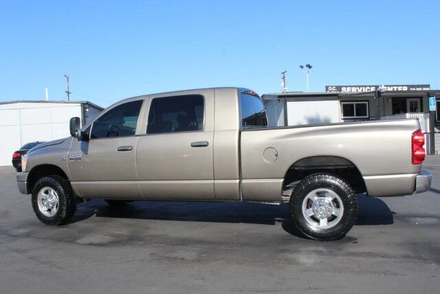 2007 dodge ram 2500 6 7l cummins diesel mega cab manual sb. Black Bedroom Furniture Sets. Home Design Ideas