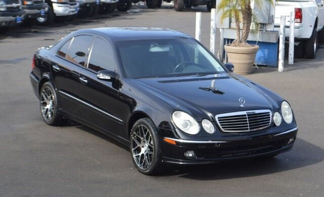 2006 mercedes benz e class 3 5l e350 black on black for How to buy mercedes benz stock