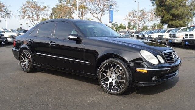 2006 mercedes benz e class 3 5l e350 black on black for 2006 mercedes benz e350