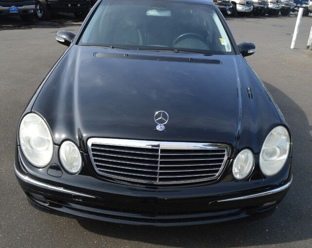 2006 mercedes benz e class 3 5l e350 black on black for 2006 mercedes benz e class e350