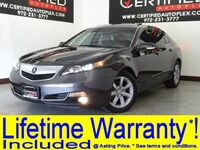 Acura TL TECHNOLOGY PKG NAVIGATION SUNROOF LEATHER HEATED SEATS BLUETOOTH KEYLESS GO 2013