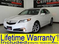 Acura TL V6 TECHNOLOGY PKG NAVIGATION SUNROOF LEATHER HEATED SEATS REAR CAMERA 2013