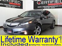 Acura TL ADVANCE PKG NAVIGATION SUNROOF LEATHER HEATED/COOLED SEATS REAR CAMERA 2013