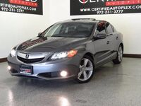 Acura ILX TECHNOLOGY PKG CONVENIENCE PKG NAVIGATION SUNROOF LEATHER HEATED SEATS 2013