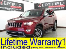 2015 Jeep Grand Cherokee LIMITED LEATHER HEATED SEATS REAR CAMERA REAR PARKING AID BLUETOOTH Carrollton TX