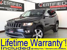 2014 Jeep Grand Cherokee LIMITED 4WD SUNROOF NAVIGATION LEATHER HEATED SEATS REAR CAMERA Carrollton TX