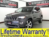 Jeep Grand Cherokee OVERLAND 5.7L V8 4WD NAVIGATION SUNROOF LEATHER HEATED/COOLED SEATS 2014