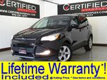 2014 Ford Escape SE REAR CAMERA BLUETOOTH POWER LOCKS POWER DRIVER SEAT POWER WINDOWS