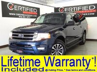 Ford Expedition EL XLT 4WD REAR CAMERA REAR PARKING AID BLUETOOTH REAR A/C 3RD ROW SEAT POW 2016