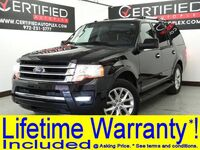 Ford Expedition LIMITED SUNROOF LEATHER HEATED/COOLED SEATS REAR CAMERA SONY SOUND 2016