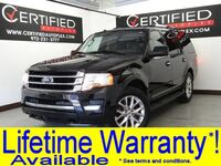 Ford Expedition LIMITED 4WD NAVIGATION LEATHER HEATED/COOLED SEATS REAR CAMERA PARK ASSIST 2017