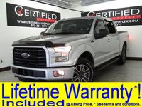 Ford F-150 XLT SUPERCREW FX4 OFF ROAD ECOBOOST 4WD APPEARANCE PKG ENGINE AUTO START-ST 2015