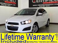 Chevrolet Sonic LT BLUETOOTH KEYLESS ENTRY REMOTE START POWER LOCKS POWER WINDOWS 2014